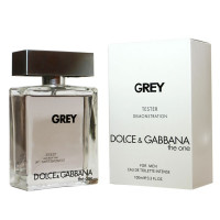 Тестер Dolce & Gabbana The One Grey for Men edt 100ml