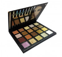 "Тени HudaBeauty ""ALLURE eyeshadow palette 3D"" 20 color"