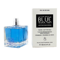 "Тестер Antonio Banderas "" Blue Seduction"" for men 100ml"
