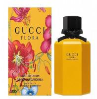 "Gucci ""Flora by Gucci Gorgeous Gardenia Limited Editioin"" EDT 100ml (желтая)"