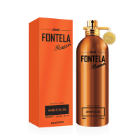 Fontela Premium - Amber Bliss, 100 ml