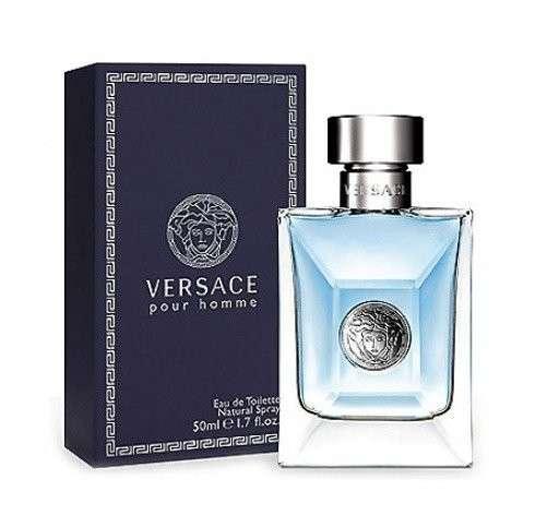 Versace - Туалетная вода Pour Homme 100 ml.