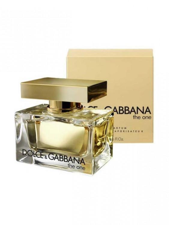 Dolce & Gabbana - Туалетные духи The One 75 ml (w)