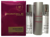 "Парфюмерная вода 3*20 мл Montale ""Roses Musk"""