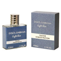 "Тестер Dolce & Gabbana ""Light Blue"" edt for men, 50ml ОАЭ"