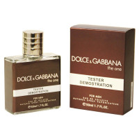 "Тестер Dolce & Gabbana ""The One"" edt for men, 50ml ОАЭ"