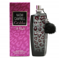 Naomi Campbell - Туалетная вода Cat Deluxe at Night 100 ml (w)