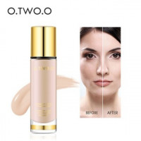 Тональный крем O.TWO.O Gold Invisible Cove Foundation  30 мл