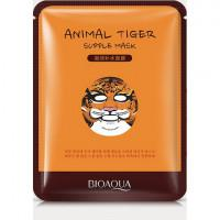 Тканевая маска для лица Тигр Supple Mask Animal Tiger 30g