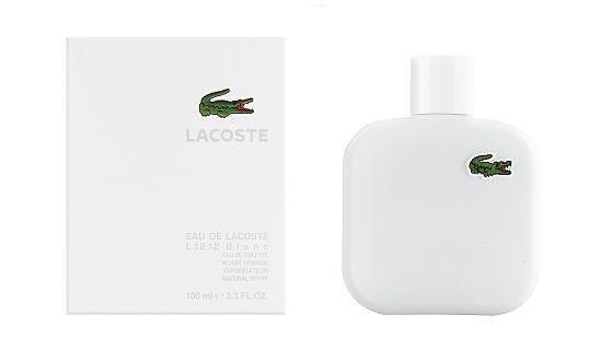 Lacoste - Туалетная вода Eau de Lacoste L.12.12. Blanc 100 ml.
