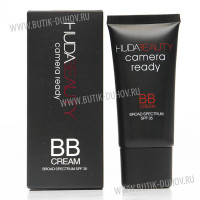 Тональный BB крем HudaBeauty Camera Ready (SPF30) 35 мл Light