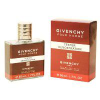 Тестер Givenchy pour Homme edt for men, 50ml ОАЭ