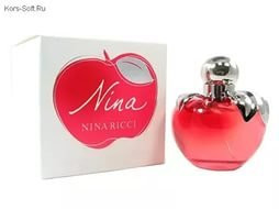 Nina Ricci - Туалетная вода Nina New 80 ml (w)