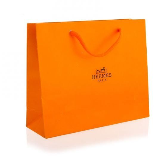 Подарочный пакет Hermes 34x43cm