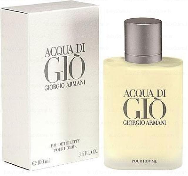 Giorgio Armani - Туалетная вода Aqua di Gio Pour Homme 100 ml.